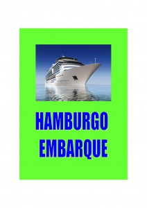 HAMBURGO-EMBARQUE